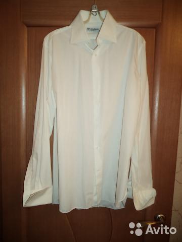 9eb9be3c362 Рубашка мужская (х б) с запонками Объявления Ишим Объявления на wzenite.ru  Ишим Личные вещи Одежда